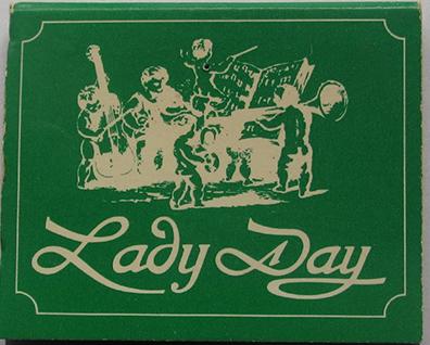 ladyday マッチ